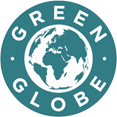 Zelený globus